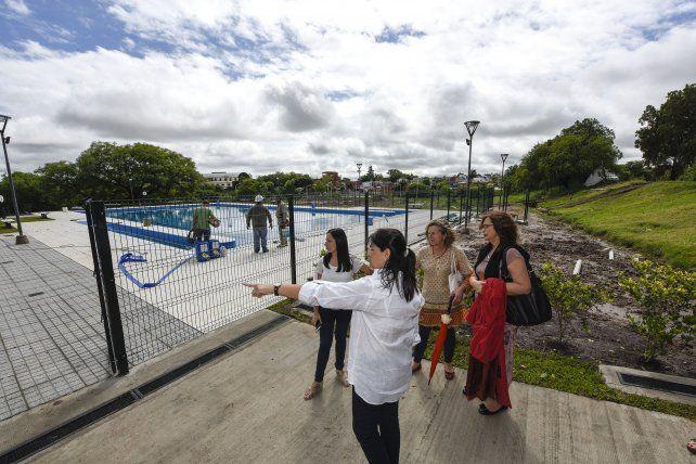 El martes comenzarán las actividades para niños, jóvenes y adultos en la pileta del parque Berduc