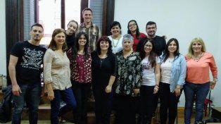 GRUPO. Ópera Estudio Del Paraná nació como proyecto de extensión de la Escuela Coral N°1 Mario Monti.