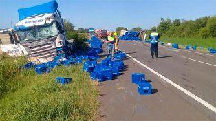 Fue confirmada la identidad del camionero fallecido en la ruta 26