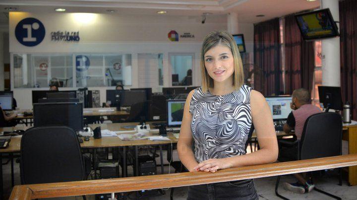 La Sefie: Agustina Hernández