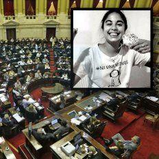 Diputados trata hoy la Ley Micaela sobre violencia de género