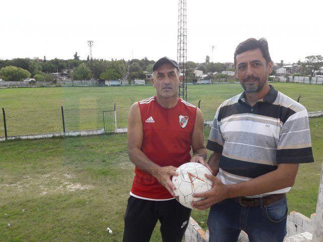 Jornada de fútbol solidario en el club Peñarol