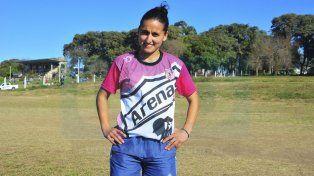 Entre caballeros. Caro Benke (Arenas FC)