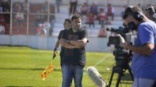 Desafíos. Pancaldo deberá asegurar la permanencia de Atlético Paraná en el Torneo Federal A