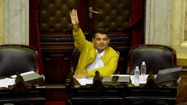 Este fue el argumento del diputado Olmedo para votar en contra de la Ley Micaela