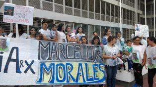 Familiares de Marcelo Morales pidieron Justicia a cuatro meses del siniestro vial que le costó la vida