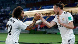 Real Madrid es finalista de la mano de Bale