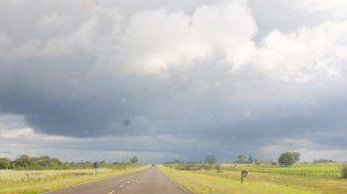 Rige nuevo alerta por tormentas fuertes para una parte de la provincia