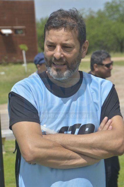 Sergio Elizar, secretario general de la CTA, Entre Ríos.
