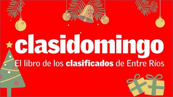 Clasidomingo Fiestas: Una edición muy especial con ofertas y saludos navideños
