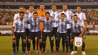 Argentina cerró el año fuera del top ten en el ranking FIFA