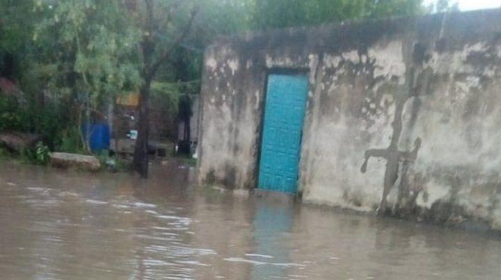 Tormenta. El Gualeguaychú llovió en poco tiempo