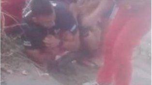 Un video despertó dudas sobre la causa de la muerte de un joven tras un robo