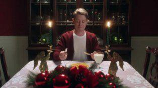 Macaulay Culkin recreó algunas escenas de Mi pobre angelito