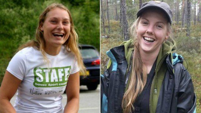Louisa Vesterager Jespersen y Maren Ueland fueron halladas muertas el lunes 17 de diciembre.