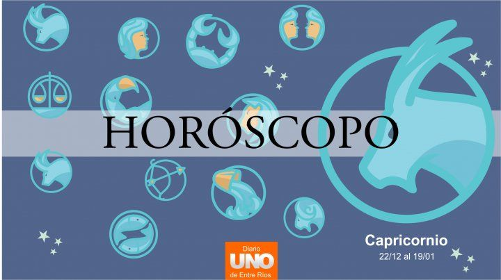 El horóscopo para este sábado 22 de diciembre de 2018