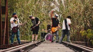 La locación del video es el viejo puente ferroviario ubicado en La Picada.