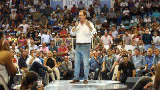 No somos responsables del fracaso del Gobierno nacional, nosotros no cogobernamos, dijo Bordet