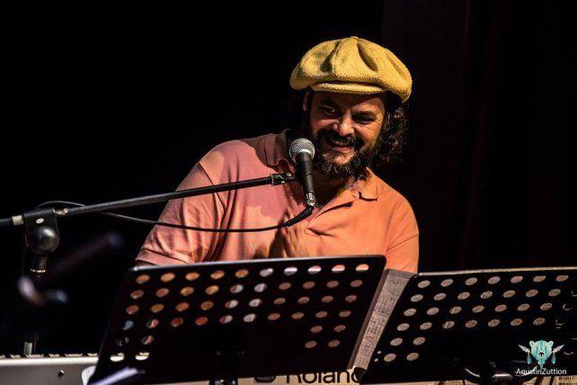 Artistas. Actuarán Carlos Aguirre(foto)y la Compañía de Danza Afro Odara