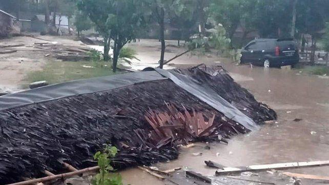Tsunami en Indonesia: al menos 168 muertos y más de 700 heridos