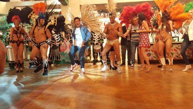 A puro ritmo, lanzaron oficialmente la edición 2019 del Carnaval del País