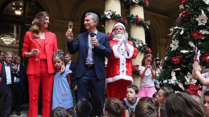 El mensaje de Navidad de Macri: Estaremos mejor