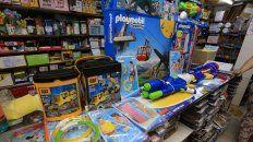 cayo 20% la venta de juguetes navidenos