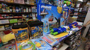 Cayó 20% la venta de juguetes navideños
