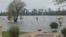 a tres anos, concordia recuerda la mayor crecida del rio uruguay