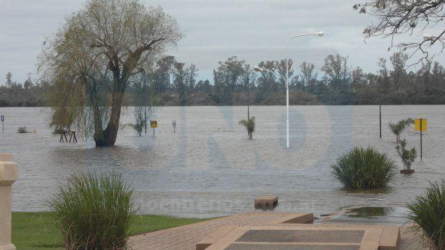 A tres años, Concordia recuerda la mayor crecida del río Uruguay