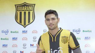 Lucas Passerini, el delantero que interesa en Patronato