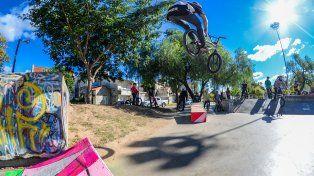 Esperan unos 300 bikers en la última BMX Jam del año en Santa Fe