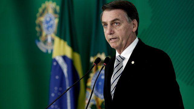 Medidas. El PT había advertido sobre las políticas que iba a aplicar Bolsonaro.