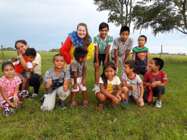 Jóvenes destinan tiempo de vacaciones a misionar y llevar esperanza a otros