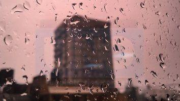 se espera un fin de semana lluvioso en la region