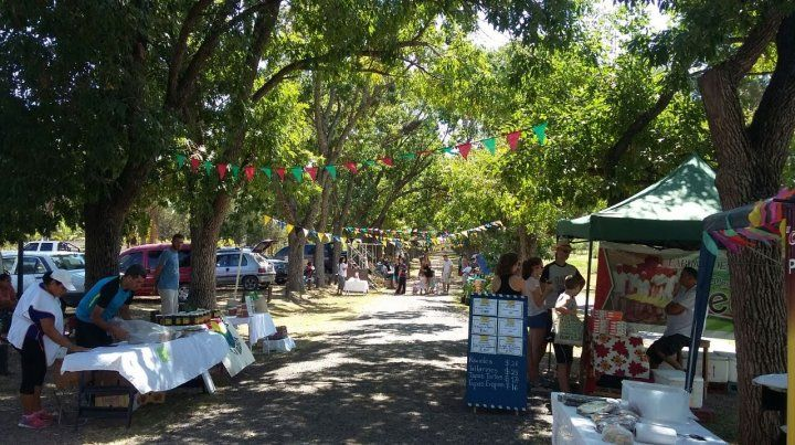 Balance y continuidad en el verano de la Feria Periurbana de Paraná