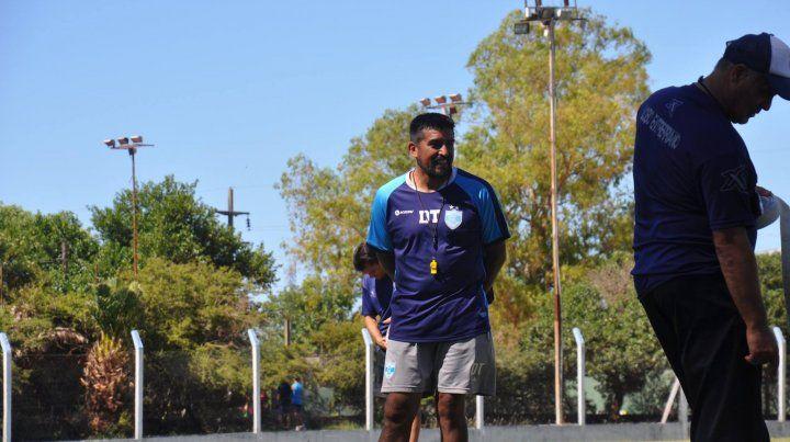 Norberto Acosta: Ojalá que el 2019 sea el despegue del club