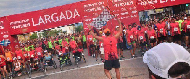 A una semana de la 40ª edición del Maratón de Reyes