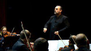 La Sinfónica entrerriana cumplió 70 años de compromiso y trabajo