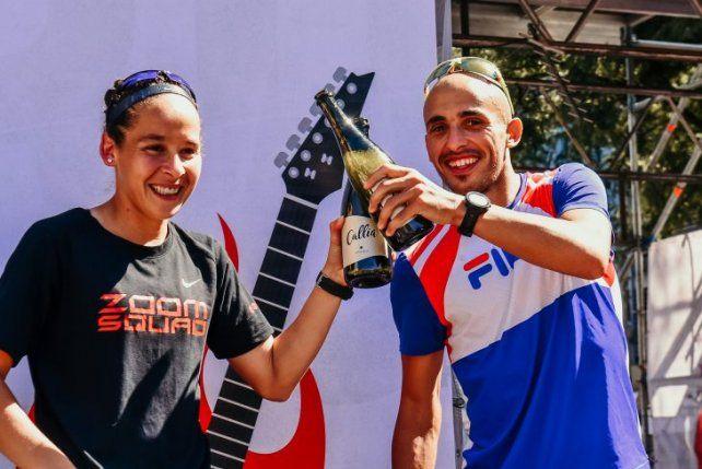 Los entrerrianos coparon la Maratón San Silvestre de Buenos Aires