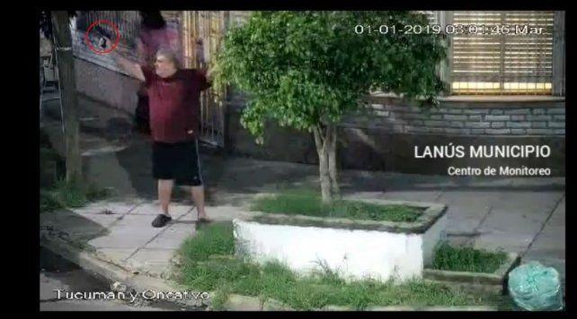 Captura de pantalla de la Municipalidad de Lanús.