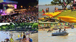 Federación se prepara para la Fiesta Nacional del Lago con muchos atractivos para disfrutar