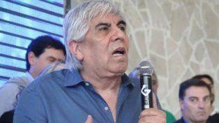 Moyano comenzó el 2019 a pura crítica contra el Gobierno