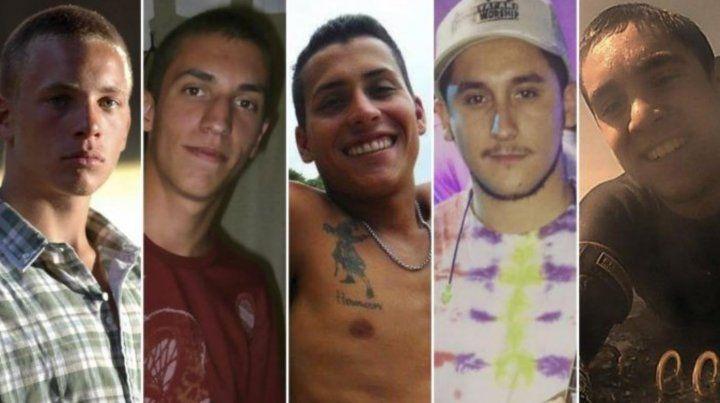 Violadores de Miramar: declararon los detenidos ante la fiscal del caso