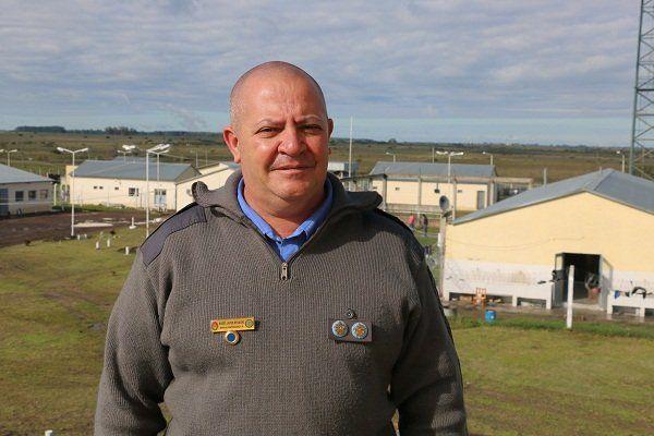 Acusado. El jefe de la cárcel fue denunciado por una penitenciaria de 47 años. Foto: El Día