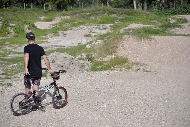 Le dieron la espalda al BMX.