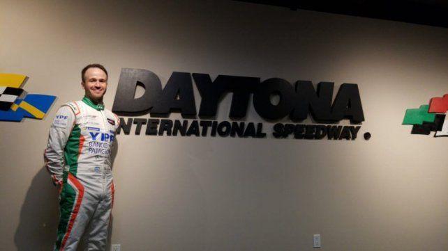 El campeón del TC se prepara para las 24 horas de Daytona