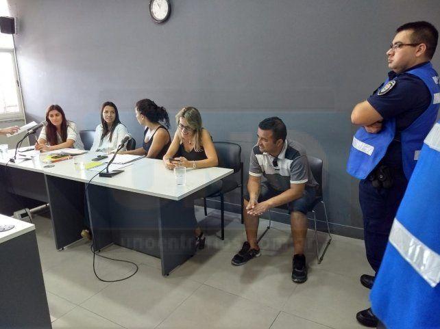 Al penal. Dreise fue llevado a la cárcel donde será alojado solamente con personas no condenadas. Foto: Javier Aragón.