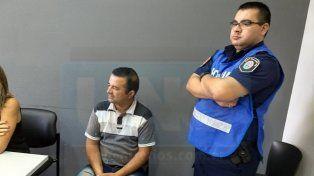 Abrumado por las pruebas. La fiscalía presentó numerosos informes comprometedores. Foto: Javier Aragón