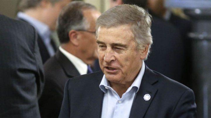 El responsable. El ministro Aguad tiene la tarea asignada para dar forma al plan de la administración Macri.